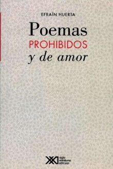 Poemas prohibidos y de amor